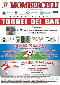 torneo dei bar 2016